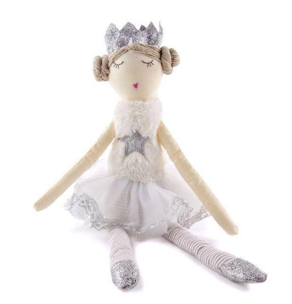Nana Huchy Princess Peach rag doll for girls.