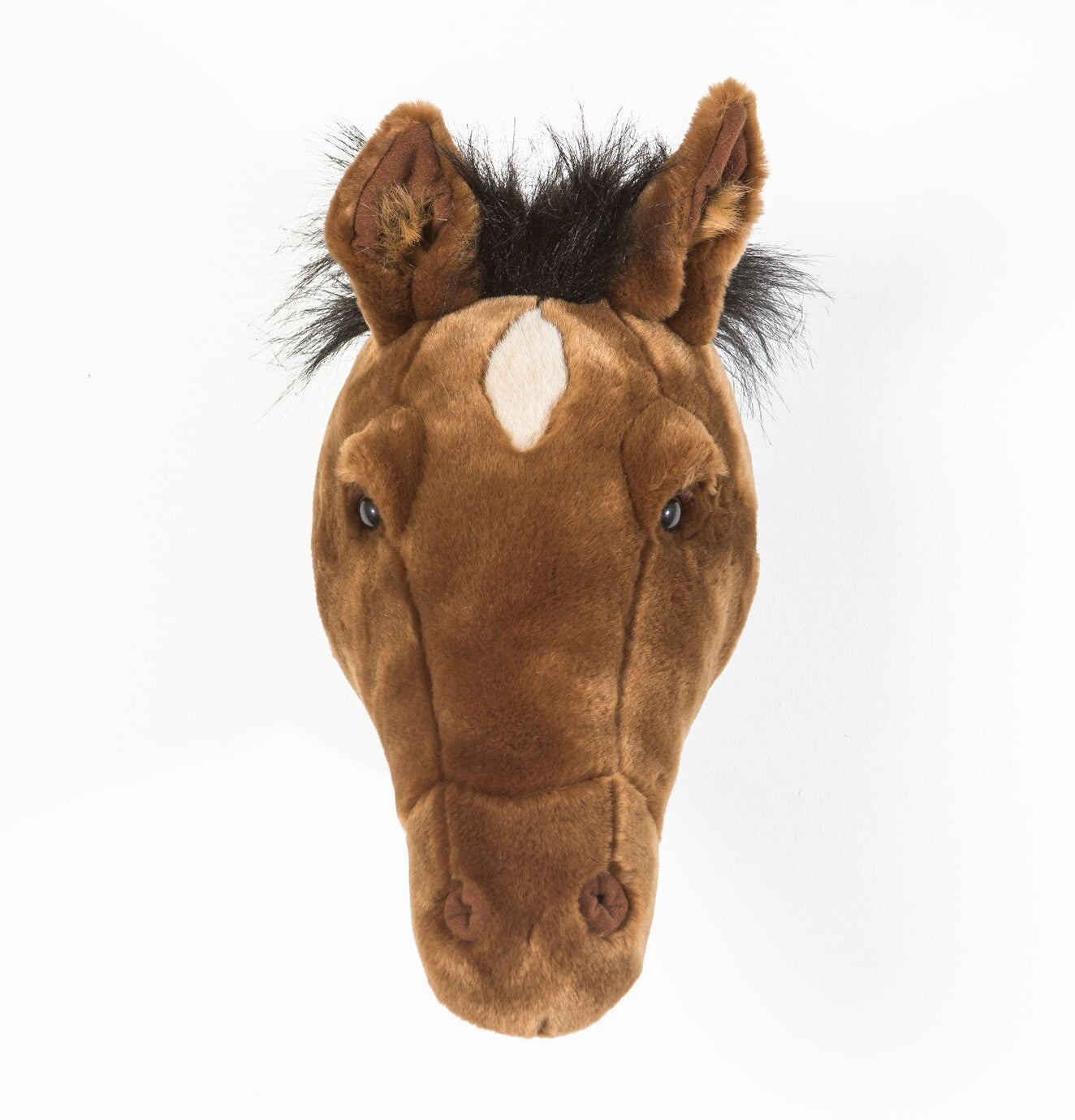 Scarlett Horse - Plush Wall Decor - Angus & Dudley Collections