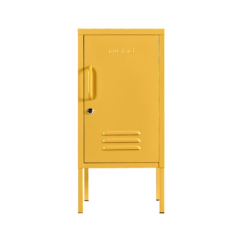 Mustard Made Shorty Locker - Mustard - Angus & Dudley Collections