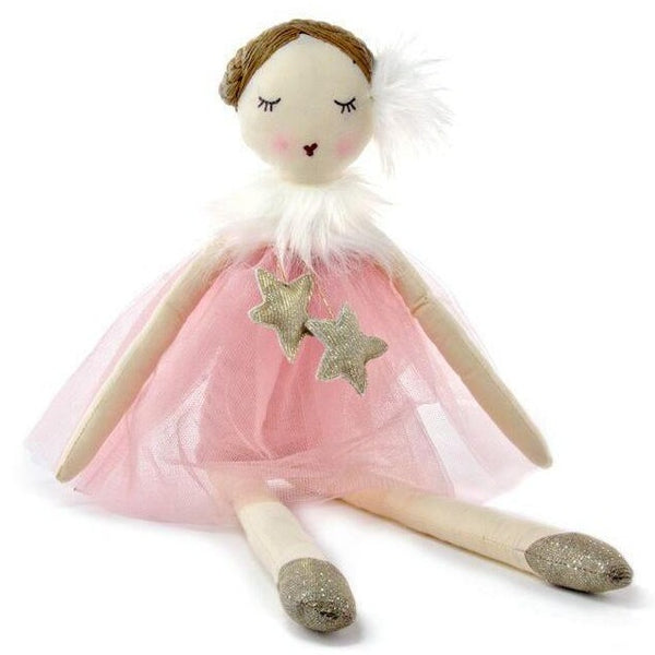 Nana Huchy Stardust fairy rag doll for girls.