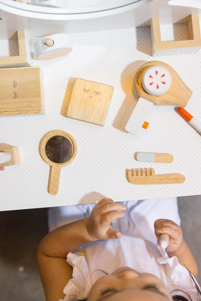 Kids Wooden Toy Beauty Kit - Make Me Iconic