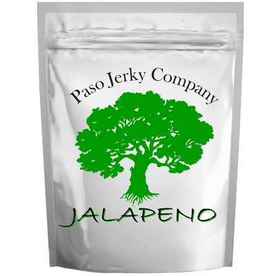 Jalapeno Flavored Beef Jerky