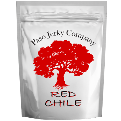 Red Chile Flavored Beef Jerky