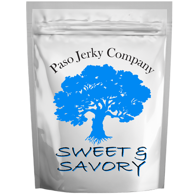 Sweet & Savory Flavored Beef Jerky