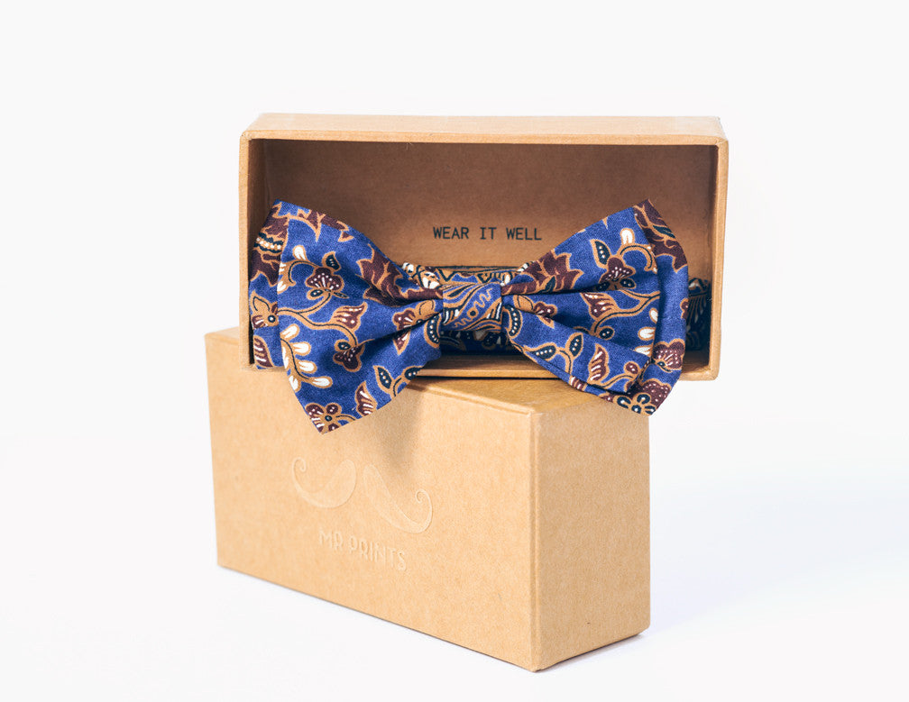 Well known The Billy Bow | Bedouin Pumpkin bow tie | Mr Prints | Mr Prints JZ56