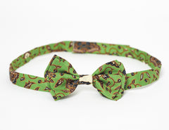 LIMITED EDITION The Billy Bow Baroque Viper bow tie