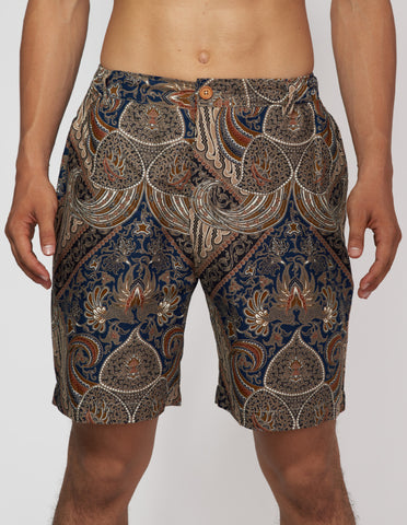 LIMITED Mr Prints Mens Sherman Shorts Baroque Barron