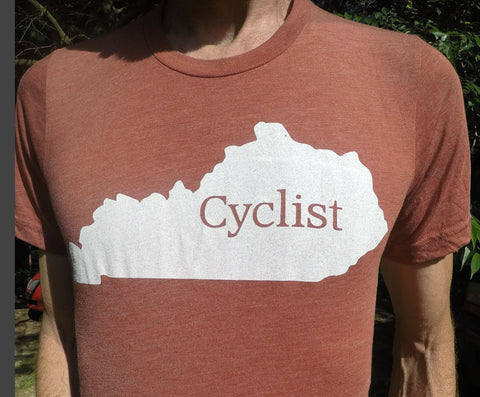 Cyclist short sleeve tee