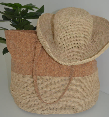 COMING SOON - CORK AND RAFFIA