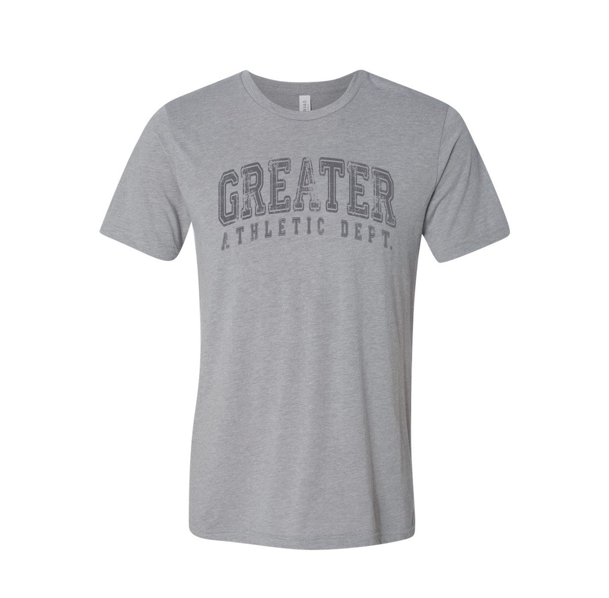Men -Greater Athletic Department Shirt