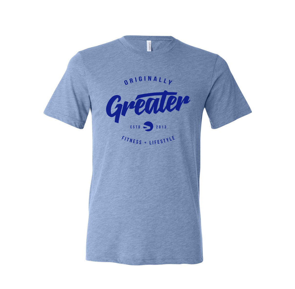 Originally Greater Blue
