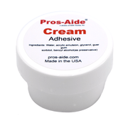 Pros-Aide Cream Adhesive - Makeup, Tools & Accessories - Pros Aide - Showgirl Wigs - Affordable Luxurious Wigs & Lashes