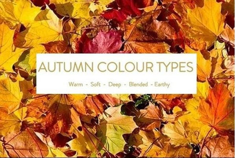 Seasonal Colour Magnet - Autumn