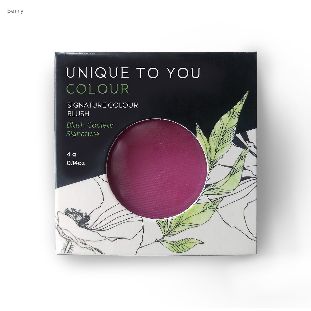 Signature Colour Blush - Berry