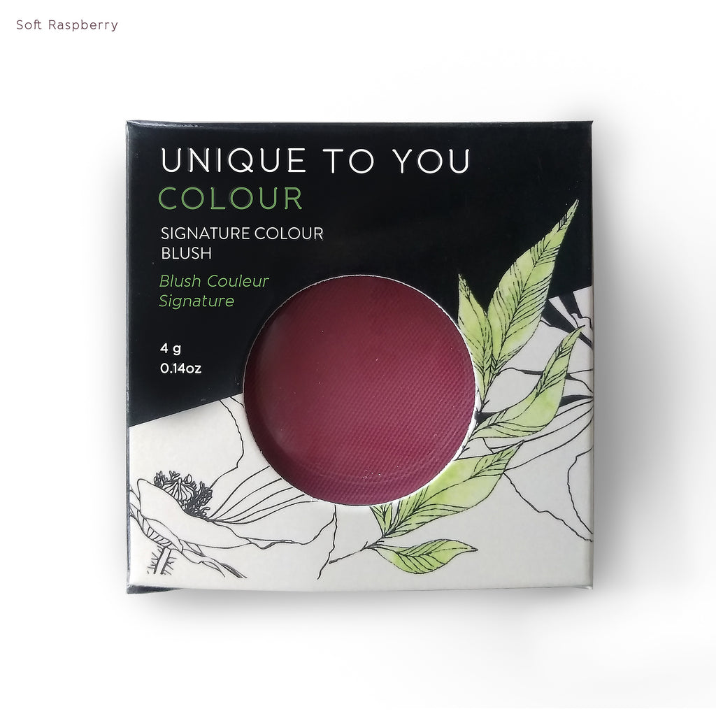 Signature Colour Blush - Soft Raspberry