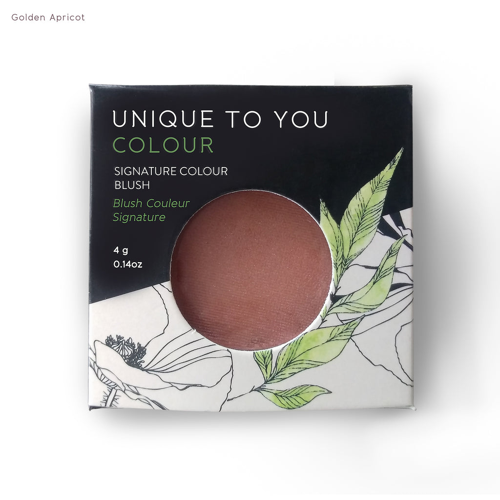 Signature Colour Blush - Golden Apricot