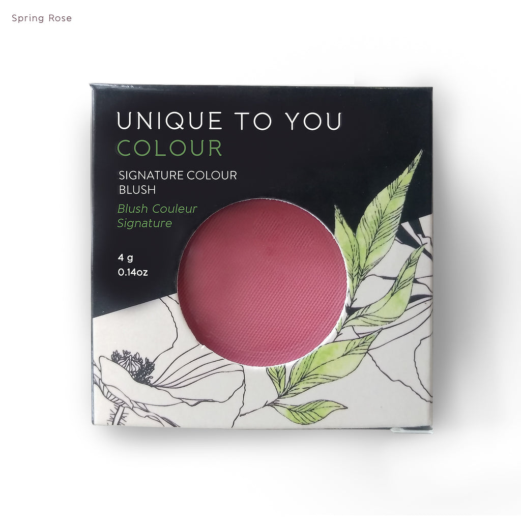 Signature Colour Blush - Spring Rose