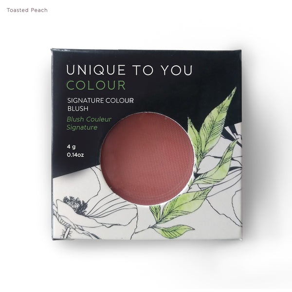 Signature Colour Blush - Toasted Peach