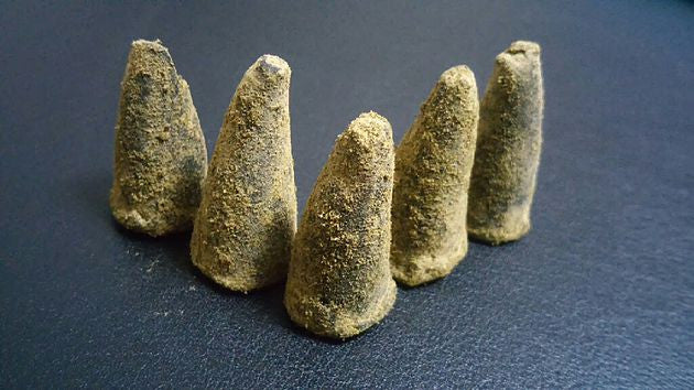 We have real Mitragyna Incense Cones for Sale
