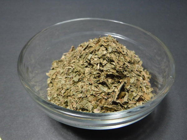 Sold Out! White Horn Leaf MD - Crushed Leaf