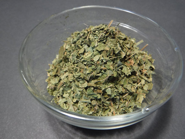 Green Malaysian - Crushed Leaf