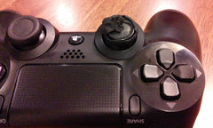 PS4 DS4 Analog Thumbstick Rubber Wearing Off and Peeling (Cap'n Cook Neogaf.com)
