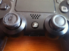 Sony PS4 DS4 Thumbstick Rubber Wearing Off Tearing(Blazergamer PSU.com)