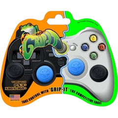 Grip-iT Thumbstick Grips (Retail 4-Pack) (PS4 PS3 XB1 & 360)