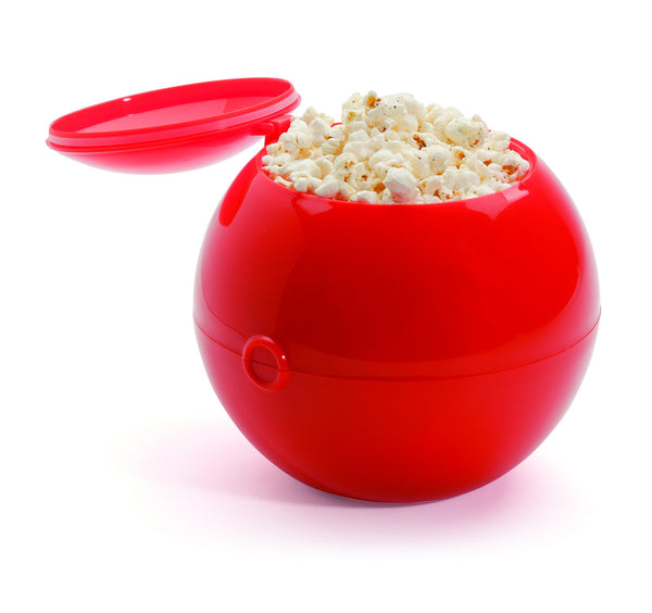 The Popcorn Ball by Mike Baxter as seen on Kickstarter Good Morning America and Steve Harvey's Funderdome