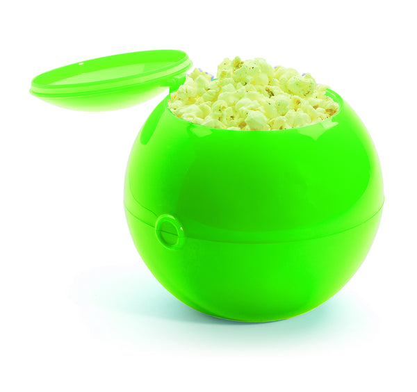 The Popcorn Ball by Mike Baxter Kickstarter green as seen on Good Morning America