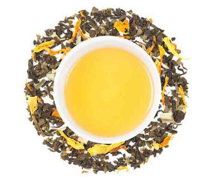 Lemon Grass Green Leaf tea