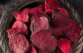Barbeque Beetroot Chips