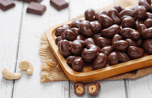Premium Chocolate Cashews