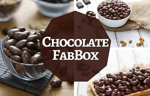 Chocolate Nut Box