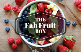 The Fab Fruit Box