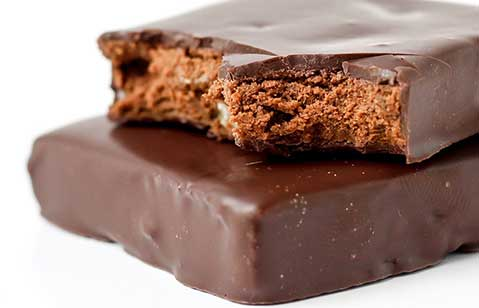 Nutty Orange Protein Bar