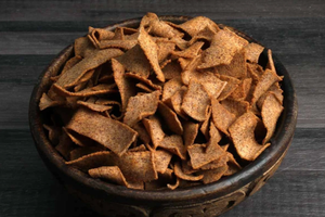 Ragi Chaat Chips