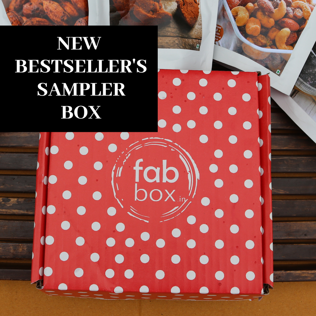 New Bestseller's Sampler Box