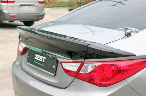ZEST YF Sonata 3 Point Rear Spoiler 09-14 SHIPPED