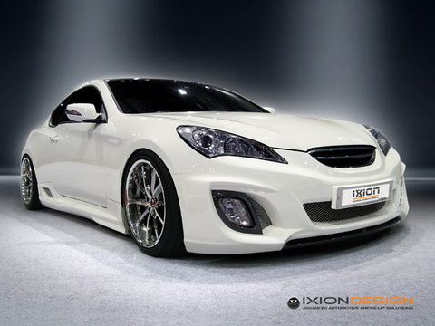IXION BK Genesis Coupe Front Bumper 09-12 SHIPPED