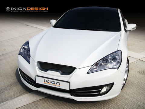 IXION BK Genesis Coupe Grille 09-12 SHIPPED