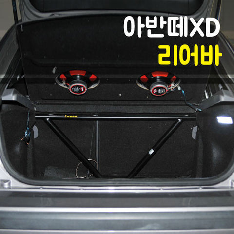 LUXON XD Elantra Hatch Back Rear Bar 99-06  SHIPPED