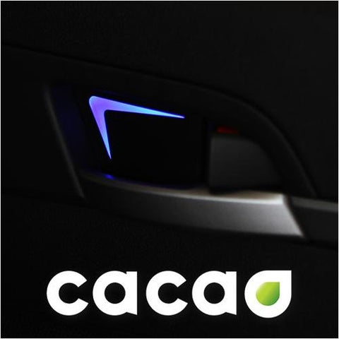 CACAO AD Elantra LED Ambient Door Catch Plate 16 + SHIPPED