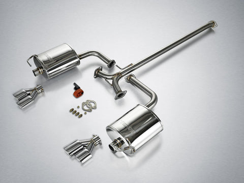 JUN B.L YF Sonata 2.0 T-GDI Exhaust System 10-15 SHIPPED