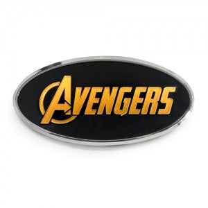 BK1 Genesis Coupe Avengers Emblem (2pc) 09-12 SHIPPED