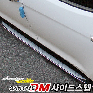 MYRIDE DM Santa Fe Side Steps 13+ SHIPPED