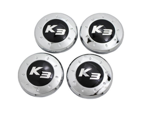 Forte Koup KDM K3 Wheel Cap Set 09-13 SHIPPED