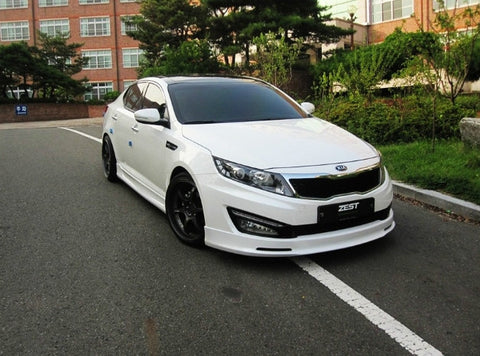 ZEST TF Optima Front Lip Spoiler 10-15 SHIPPED