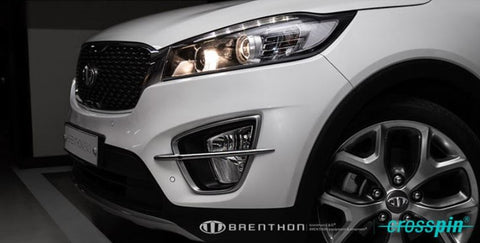 BRENTHON UM Sorento Fog Light Cross Fin 16+ SHIPPED