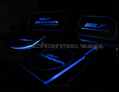 ChangeUp LF Soanta LED Cup Holder Plate Kit 15 + SHIPPED